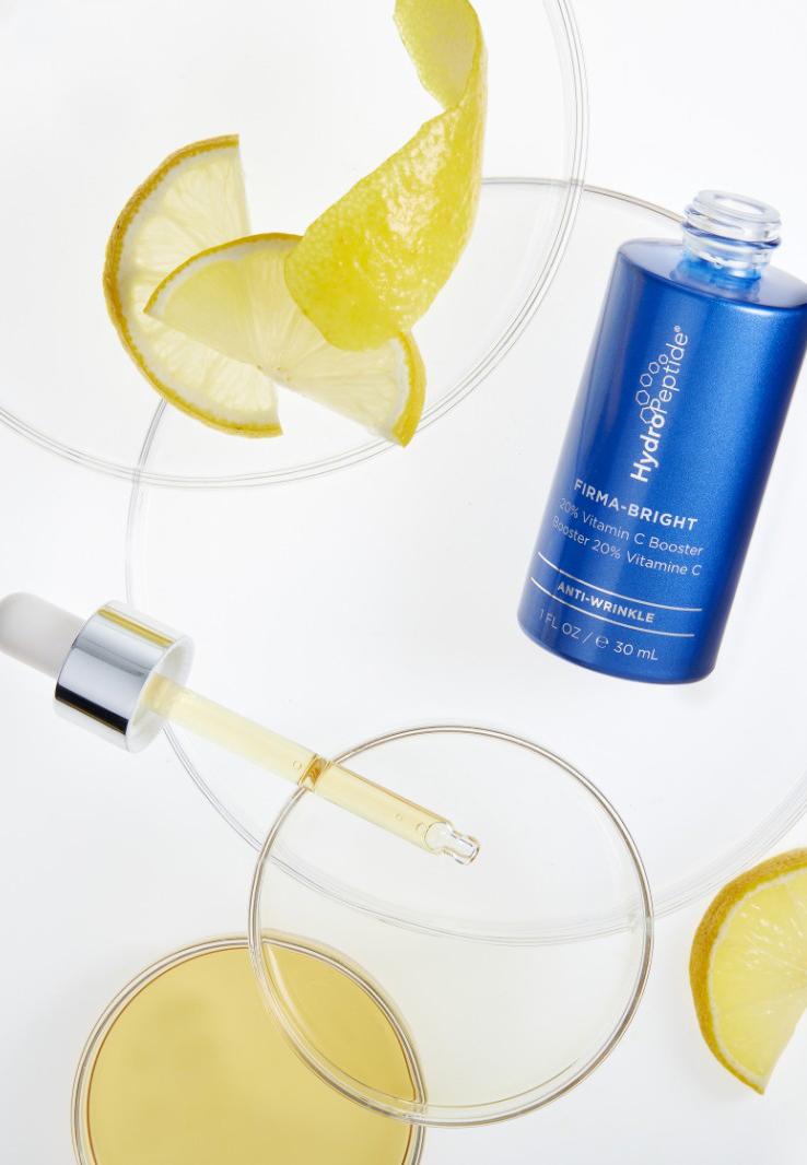Firma-Bright - укрепляющее средство, придающее сияние и осветление коже