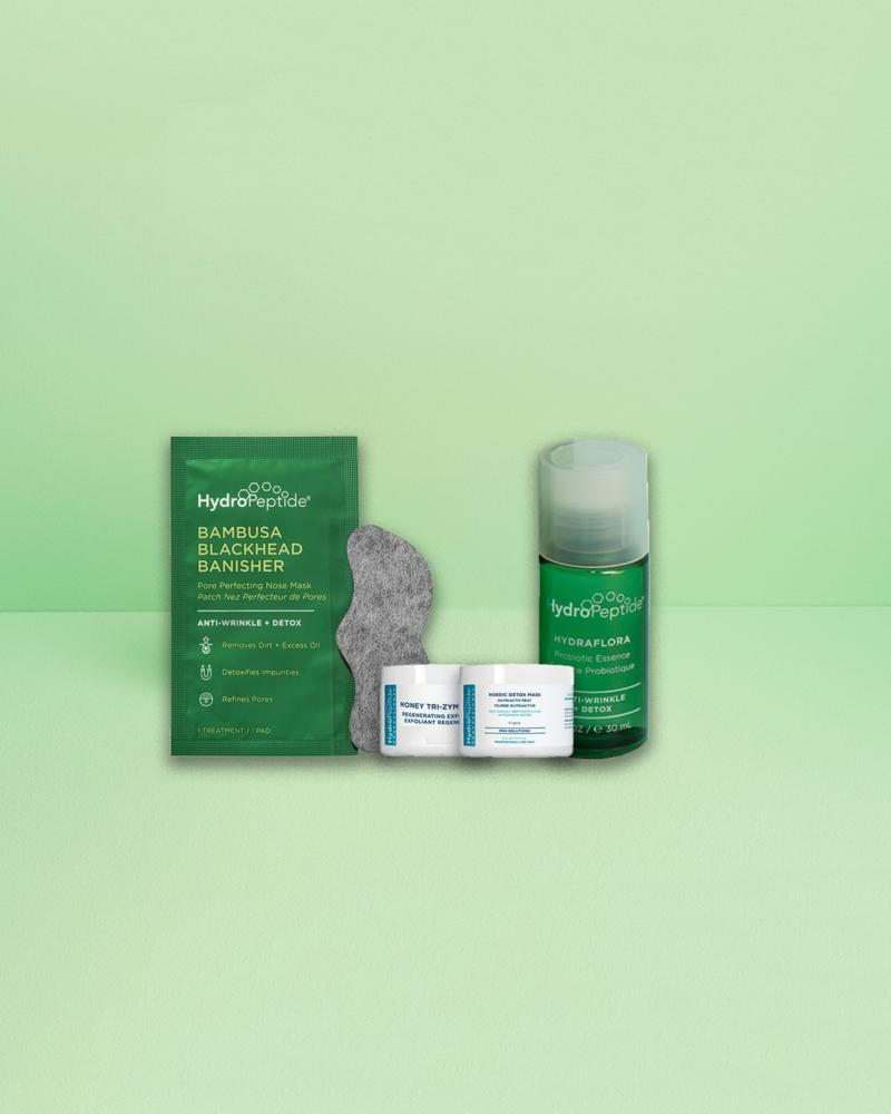 detox hydropeptide набор